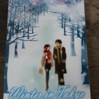 Buku novel winter in tokyo ilana tan best seller gramedia