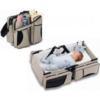 Baby Safe / Babysafe Foldable Carrier Kasur Bayi Portable