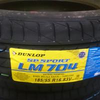 Dunlop 185/55-16 Lm704 untuk jazz rs