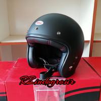 Helm BELL Custom 500 Matt Black