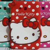 Jual Silicon Casing Softcase Rubber Samsung 3D Tab 3V / Tab 3 Lite