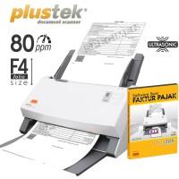 Scanner Faktur Pajak PS456U+software