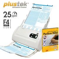 Scanner Periksa Nilai LJK Paket A (PS283+Software)