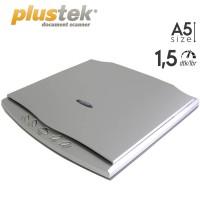 SCANNER PLUSTEK OPTICSLIM 550 PLUS (A5-1,5 detik) (FLATBED)
