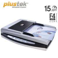 scanner ADF + Flatbed PL1530 - Folio/F4 - 15 lbr/mnt