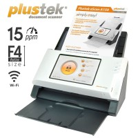SCANNER PLUSTEK eSCAN A150 (FOLIO/F4-15 ppm) (NETWORK)