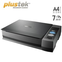 SCANNER PLUSTEK OPTICBOOK 3800L (A4-7detik) (FLATBED/BUKU)