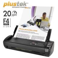 scanner otomatis plustek AD480 - F4/Folio - 20 lbr/menit
