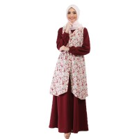 TERLARIS! Ethica Collcetion GAMIS FORMAL TERBARU SEPLY GISSEL 57