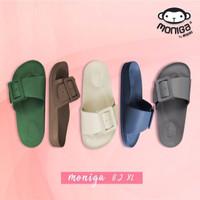 Sandal selop wanita karet jelly - Monobo Moniga 8.2XL