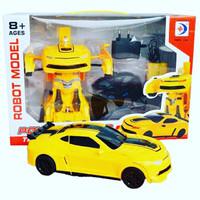Mainan RC Transformers Bumblebee