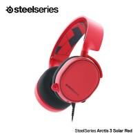 Steelseries Arctis 3 Solar Red