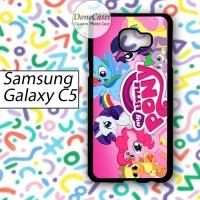 Casing Samsung C5 My Little Pony Friendship Hard Case Custom