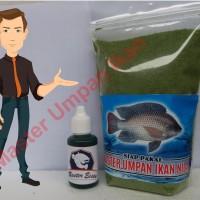 paket hemat umpan mancing ikan nila