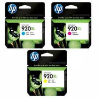 Tinta Color HP 920 XL -Ori