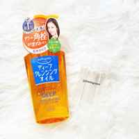 Jual Kose Softymo Deep Cleansing Oil Share In Bottle 30ml Murah