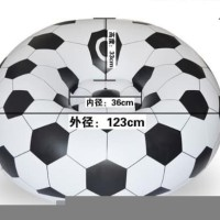 Jual Murah Sofa Angin Sofa Balon Bola Soccer INTIME Limited Murah