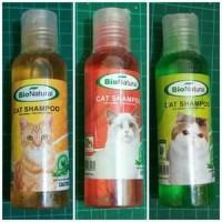 Shampo Kucing Bio Natural 100ml Cat Shampoo