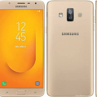 HP SAMSUNG GALAXY J7 DUO - J7 20 DUO 2018 SEIN - 3/32GB - GOLD & BLACK