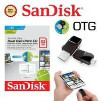 Flasdisk otg sandisk dual drive usb otg 32gb 32 usb 3.0 flashdisk hp