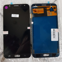 LCD 1SET SAMSUNG J701 J701F GALAXY J7 CORE ORIGINAL BLACK BISA KONTRAS