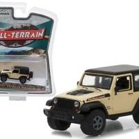 Greenlight 1/64 2017 Jeep Wrangler Rubicon Recon All Terrain Series 6