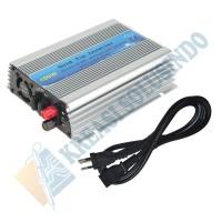 GRID TIE Inverter Pure Sine - EU Plug 600W 500W MPPT Micro Solar