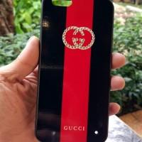 Softcase TPU GUCCI Swarovsky Fuze Cover Case Casing HP Vivo Y65/Y66