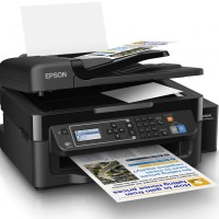 Printer EPSON L565 Fax WiFi All-in-One Ink Tank