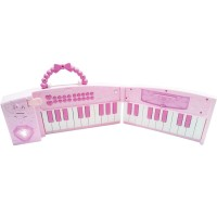 Kiddy Fun Foldable Keyboard / Piano Lipat 37 kunci