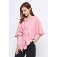 Pluffyschoice / MAGNOLIA CAPE / Outer baju luaran casual atasan hijab