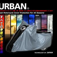 Cover sarung body motor URBAN waterproof dirtbike ducati ninja 250cc