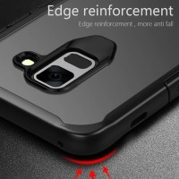 Case Samsung A8 2018 dan A8 Plus 2018 Bumper Aprolink