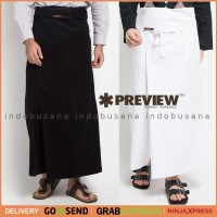 Celana Sarung Preview by Itang Yunasz Plus (Celana Uje)