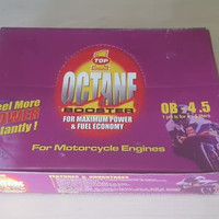 TOP 1 Octane Booster Top1 for Maximum Power Fuel Economy