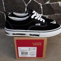 Jual Sepatu Sneakers VANS era X supreme 1 DWCSHOP