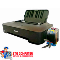 CANON IP2770 / IP 2770 PRINTER (PRINT ONLY) + INFUS TINTA SKY INK