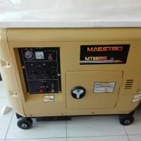 SALE PROMO Genset Baru Silent MT10000S 6.5 kva Semarang