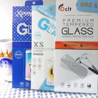 Promo Tempered Glass Hp Vivo Y22 Y 22 Anti Gores Kaca Pelindung Temp