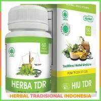 HIU Herba TDR Herbal Gangguan Tidur Insomnia
