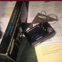 Kamera Digital Camera Samsung Digimax S600 Fullset Mulus