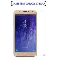 Samsung Galaxy J7 Duo Candy Tempered Glass Screen Protector (Clear)