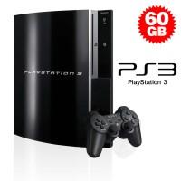 Sony Ps 3 Fat Hdd 60gb Paket komplit