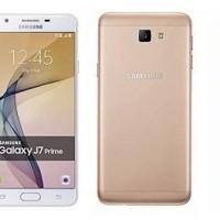 Samsung galaxy j7 prime white gold 3/32 garansi SEIN 5bulan