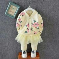 Baju Setelan Anak Perempuan, Pakaian Anak Perempuan, Setelan anak cewe