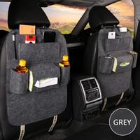 Car seat organizer Tas jok belakang kursi mobil multifungsi - HMO004