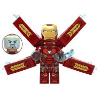 Jual Marvel Ironman Iron Man Mark 50 MK 50 Infinity War Minifigure Lego kw Murah