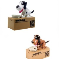Jual Mainan Anak My Dog Piggy Bank Choken Bako Celengan Doggie 6688-1 Murah