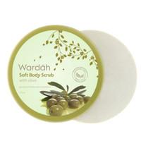 Wardah Soft Body Scrub 240ml
