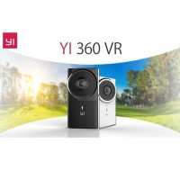 Xiaomi Yi 360 VR Camera Dual Lens Live Panoramic 5.7K Resolution Resmi